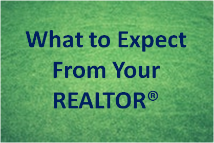 What to Expect From Your Realtor
